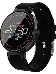 abordables -Reloj elegante L8 para Android 4.3 y superior / iOS 7 y superior Monitor de Pulso Cardiaco / Impermeable / Medición de la Presión Sanguínea / Standby Largo / Llamadas con Manos Libres Podómetro
