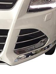 Недорогие -2pcs Автомобиль Бамперы Деловые Тип пряжки For Передний бампер автомобиля For Ford Escape 2015