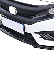 Недорогие -3шт Автомобиль Бамперы Общий Тип пряжки For Передний бампер автомобиля For Honda Civic 2016 / 2017