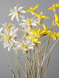 billige -Kunstige blomster 12 Afdeling Klassisk Moderne / Nutidig / minimalistisk stil Evige blomster Bordblomst