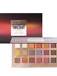 cheap -Makeup 18 Colors Eyeshadow Palette / Eye Shadow / Makeup Tools Eye / Health&Beauty / EyeShadow Kits / Adorable / Pro Wedding Casual / Daily Daily Makeup / Halloween Makeup / Party Makeup Makeup