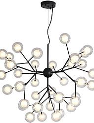 baratos -ZHISHU Novidades Lustres Luz Ambiente Acabamentos Pintados Metal Vidro Criativo, Novo Design 110-120V / 220-240V Lâmpada Incluída / G4