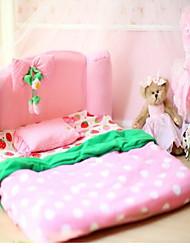 Недорогие -Милые Одежда для собак Кровати Милый Розовый Собаки / Коты / Животные