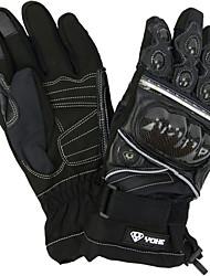 Недорогие -YOHE Полныйпалец Универсальные Мотоцикл перчатки Углеродное волокно Сенсорный экран / Водонепроницаемость / Износостойкий