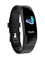 Недорогие -Умный браслет YY-MK04 для Android 4.3 и выше / iOS 7 и выше Пульсомер / Водонепроницаемый / Израсходовано калорий / Длительное время ожидания / Сенсорный экран / Напоминание о звонке / будильник