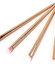 Недорогие -4шт Кисти для макияжа профессиональный Макияж Синтетические волосы Высокое качество / Мода
