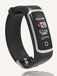Недорогие -Умный браслет YY-M4 для Android 4.3 и выше / iOS 7 и выше Пульсомер / Водонепроницаемый / Израсходовано калорий / Длительное время ожидания / Сенсорный экран / Напоминание о звонке / будильник