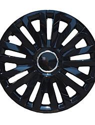 Недорогие -1 шт. Крышка ступицы 14 inch Деловые пластик Колпаки на колеса Назначение Volkswagen / Honda / EVERUS Polo / Jetta / Golf Все года