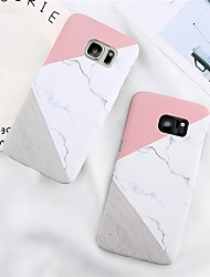 ieftine -Maska Pentru Samsung Galaxy S9 Plus / S9 Model Capac Spate Model Geometric Greu PC pentru S9 / S9 Plus / S8 Plus