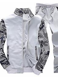 cheap -Men's Basic Activewear Set - Camouflage
