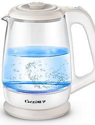baratos -chaleiras eléctricas Portátil vidro / Aço Inoxidável Fornos de água 220-240 V 1200 W Utensílio de cozinha
