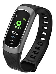 abordables -Pulsera inteligente CB609 para iOS / Android 4.3 y superior Monitor de Pulso Cardiaco / Medición de la Presión Sanguínea / Standby Largo / Itinerario de Ejercicios / Podómetros Podómetro