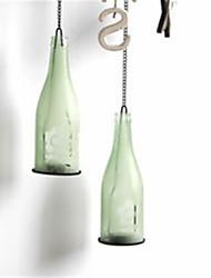 economico -Moderno / Contemporaneo vetro Portacandele 3 pezzi, Candela / portacandele