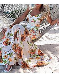 preiswerte -Damen Bodycon Kleid Maxi