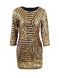 cheap -Women's Club Slim Sheath Dress