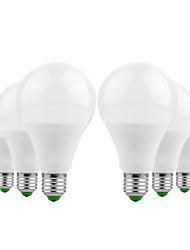 cheap -YWXLIGHT® 6pcs 9 W 800-900 lm E26 / E27 LED Globe Bulbs 18 LED Beads SMD 5730 Warm White / Cold White 12 V