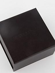 Недорогие -Место хранения организация Ювелирная коллекция пластик Прямоугольная форма Открытая крышка