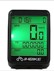 Недорогие -IC321 Велокомпьютер Водонепроницаемость / Безпроводнлй / SPD - скорость сейчас Шоссейные велосипеды / Велосипедный спорт / Велоспорт / Горный велосипед Велоспорт
