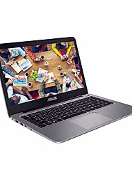 Недорогие -ASUS Ноутбук блокнот X400NA3450 14 дюймовый LED Intel Celeron Intel 3450 4 Гб DDR4 128GB SSD 1 GB Windows 10