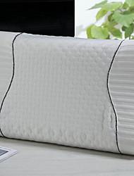 Недорогие -Комфортное качество Запоминающие форму тела подушки удобный подушка 100% натуральный латекс / Полиэстер Полиэстер
