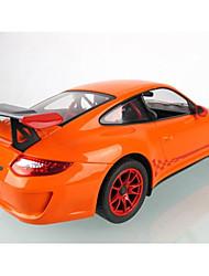 baratos -Carro com CR Rastar 42800 4CH 27MHz Carro 1:14 8.2 km/h KM / H Controle Remoto / Luminoso
