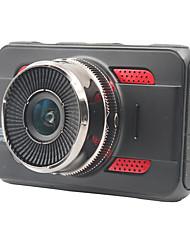 abordables -ZIQIAO JL-A80 1920 x 1080 / 1080x720 DVR del coche 170 Grados Gran angular CMOS 3 pulgada TFT Dash Cam con G-Sensor / Modo Parking / Detección de Movimiento Registrador de coche / WDR / HDR