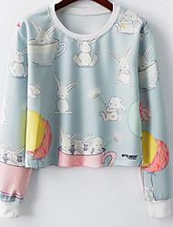 cheap -Women's Active Sweatshirt - Character