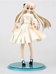 economico -Figure Anime Azione Ispirato da Yosuga no Sora Kasugano Sora PVC 20 cm CM Giocattoli di modello Bambola giocattolo Unisex