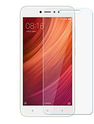 economico -Proteggi Schermo per XIAOMI Redmi Note 5A Vetro temperato 1 pezzo Proteggi-schermo frontale Durezza 9H / Anti-graffi