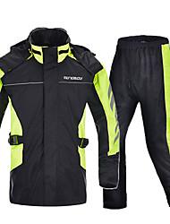 baratos -MOTOBOY Roupa da motocicleta Conjunto de calças de jaqueta para Todos Tecido Oxford / PU (Poliuretano) / Tecido de Rede Todas as Estações Impermeável / Resistente ao Desgaste / Refletivo