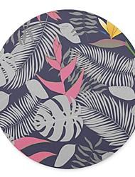 abordables -tapis de souris de jeu / tapis de souris basique 22 cm tapis de souris en caoutchouc