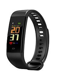 baratos -JSBP Y5 Relógio inteligente Pulseira inteligente Android iOS Bluetooth Esportivo Monitor de Batimento Cardíaco Medição de Pressão Sanguínea Tela de toque Podômetro Aviso de Chamada Monitor de