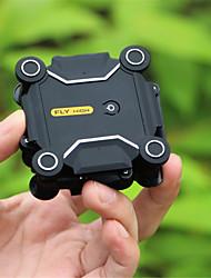 Недорогие -RC Дрон XINGYUCHUANQI S16 Готов к полету 10.2 CM 6 Oси 2.4G С HD-камерой 720P 3.0MP Квадкоптер на пульте управления FPV / Возврат Oдной Kнопкой / Авто-Взлет Квадкоптер Hа пульте Y / Прямое Yправление