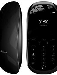 billiga -anica s6 mini mobiltelefon med flera språk 2g mobiltelefon mobiltelefon