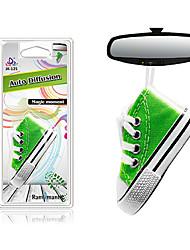 baratos -Rammantic Purificadores de Ar para carros Comum / Decoração Perfume de carro Poliéster / Óleo Remova o odor incomum / Função aromática