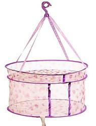 cheap -Polyster Oval / Rectangle Geometric Pattern / Adorable Home Organization, 1pc Laundry Basket / Hooks