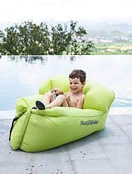 Недорогие -Naturehike Надувной диван На открытом воздухе Легкость, Мини, Способствует хорошему настроению Эластотермопласт для Пляж  / Походы - 1 человек Зеленый / Белый / Оранжевый