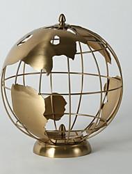 Недорогие -Мировые Глобусы Металл Классический Круглые Для дома