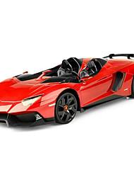 baratos -Carro com CR Rastar 57500 4CH Infravermelho Carro 1:12 9 km/h KM / H Carregamento Rápido / Controle Remoto