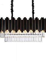 cheap -QIHengZhaoMing 8-Light Chandelier Ambient Light 110-120V / 220-240V, Warm White, Bulb Included