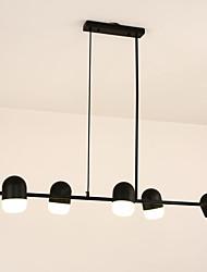 billiga -QIHengZhaoMing 5-Light Ljuskronor Glödande 110-120V / 220-240V, Varmt vit, LED-ljuskälla ingår