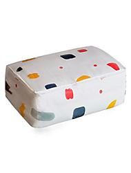 Недорогие -ПВХ Прямоугольная Геометрический узор / обожаемый Главная организация, 1шт Мешки для хранения / Ящики