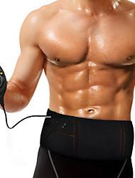 Недорогие -Abs-стимулятор / Брюшной тонизирующий пояс С 1 pcs Электроника, Тренажёр для приведения мышц в тонус Потеря веса, Скульптор тела для похудения, Контейнер для живота Для