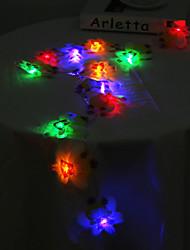 baratos -Faixas de Luzes LED Plásticos 1 Peça Festa