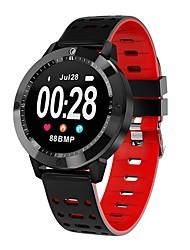 Недорогие -Умный браслет CF58 для Android iOS Bluetooth Спорт Водонепроницаемый Пульсомер Измерение кровяного давления Сенсорный экран / Израсходовано калорий / Длительное время ожидания / Напоминание о звонке