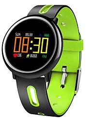 Недорогие -iPS HB08 Смарт Часы Android iOS Bluetooth Спорт Водонепроницаемый Пульсомер Измерение кровяного давления Сенсорный экран / Израсходовано калорий / Длительное время ожидания / Педометр