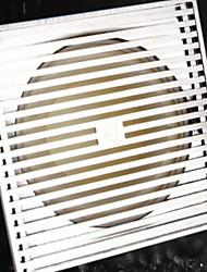 Недорогие -Слив Новый дизайн / Cool Современный Латунь 1шт истощать На стену