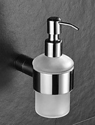 cheap -Soap Dispenser New Design / Cool Contemporary Stainless Steel / Iron 1pc Wall Mounted