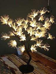 preiswerte -Urlaubsdekoration Neujahr Dekorative Objekte Dekorativ / Cool Schwarz 1pc