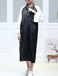 cheap -women's long coat - contemporary